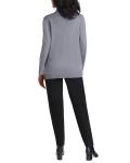 Isaac Mizrahi Long Sleeve Turtle Neck Sweater - 5