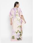 Floral Boho Kaftan Maxi Dress - Plus - 2