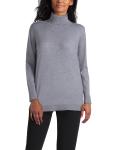 Isaac Mizrahi Long Sleeve Turtle Neck Sweater - 4