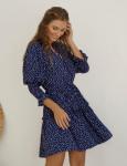 Simone Mini Dress - Plus - 6