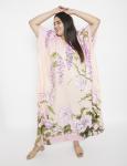 Floral Boho Kaftan Maxi Dress - Plus - 5