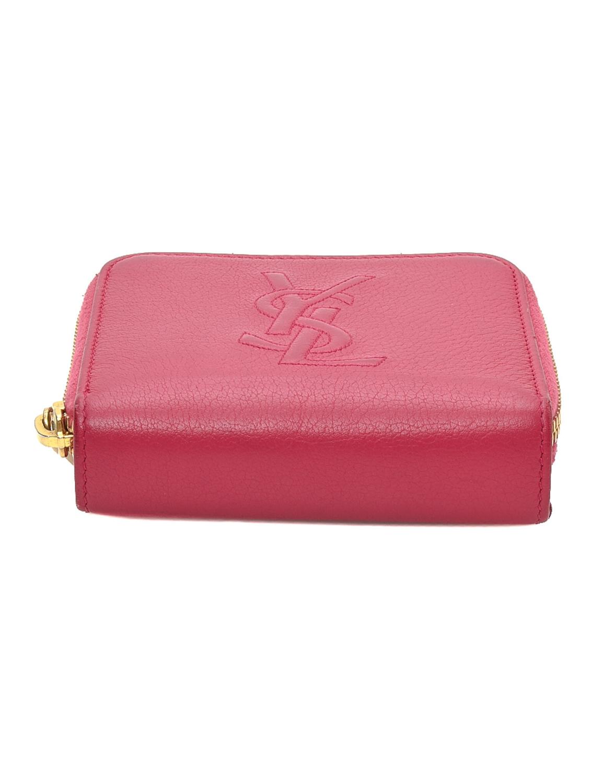Yves Saint Laurent YSL Logo Compact Wallet