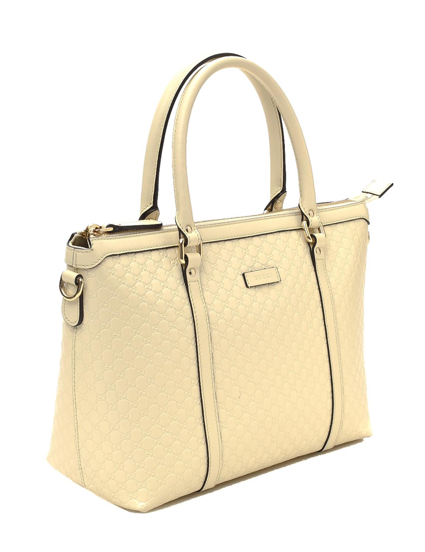 Gucci Microguccissima Two Way Handbag