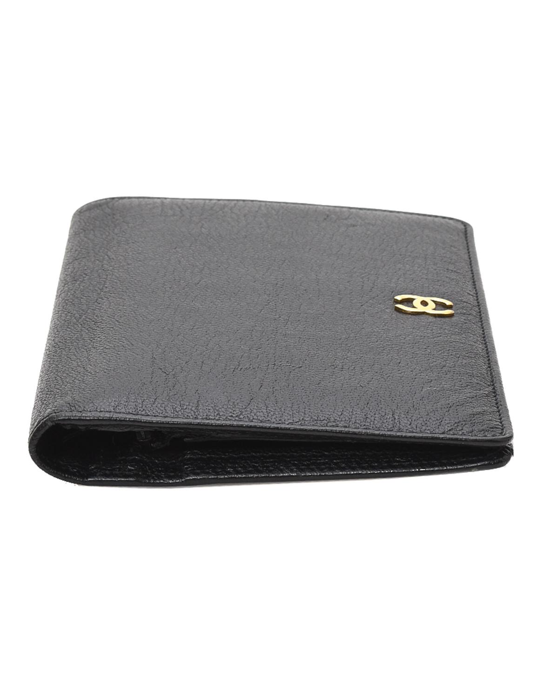 Chanel CC Logo Bi-Fold Wallet