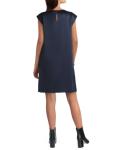 H Halston Short Length Ruffle Front Dress - 2