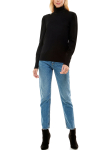Alison Andrews Puff Sleeve Pullover Sweater - 8