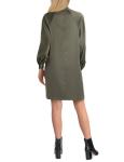 H Halston Long Sleeves Mock Tunic Dress - 2