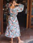 Sunday Wish Island Jade Shirt Dress - Plus - 2
