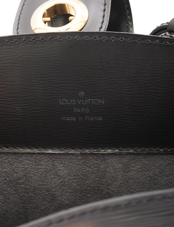 Louis Vuitton Cluny Epi Shoulder Bag
