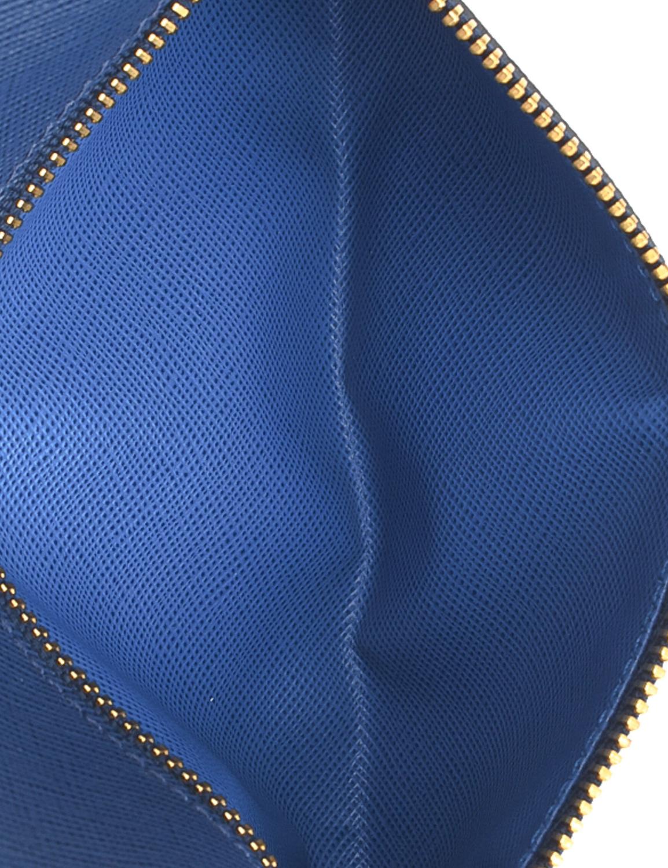 Prada Saffiano Envelope Wallet