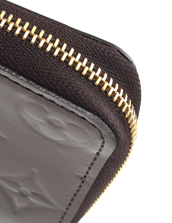 Louis Vuitton Zippy Monogram Vernis Coin Purse