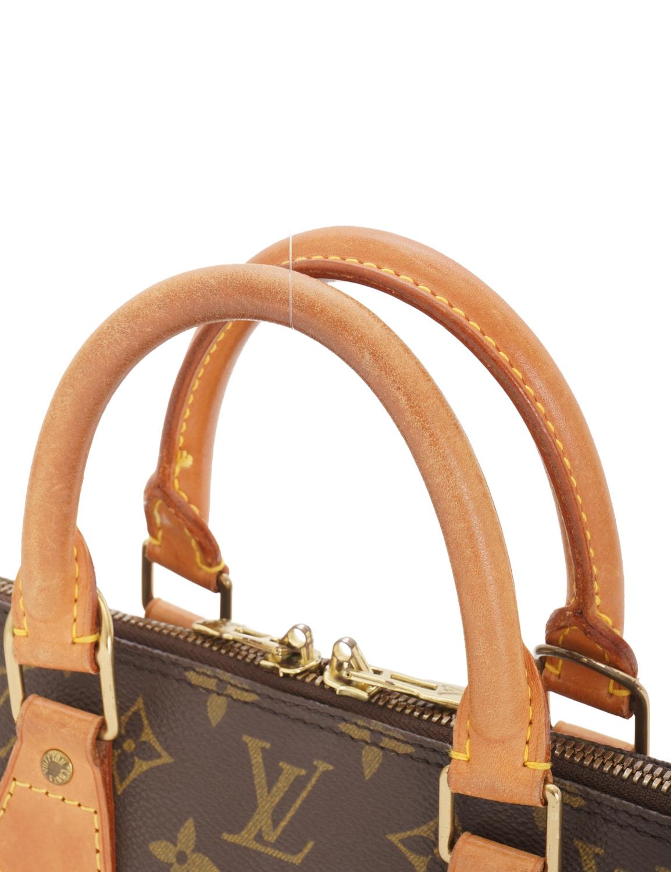 Louis Vuitton Alma PM Monogram Handbag
