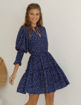 Simone Mini Dress - Plus - 5