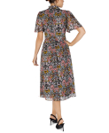 JJ Short Sleeve Mock Neck Dress - 2