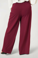 Maree Pour Toi Wide Leg Pant - Back