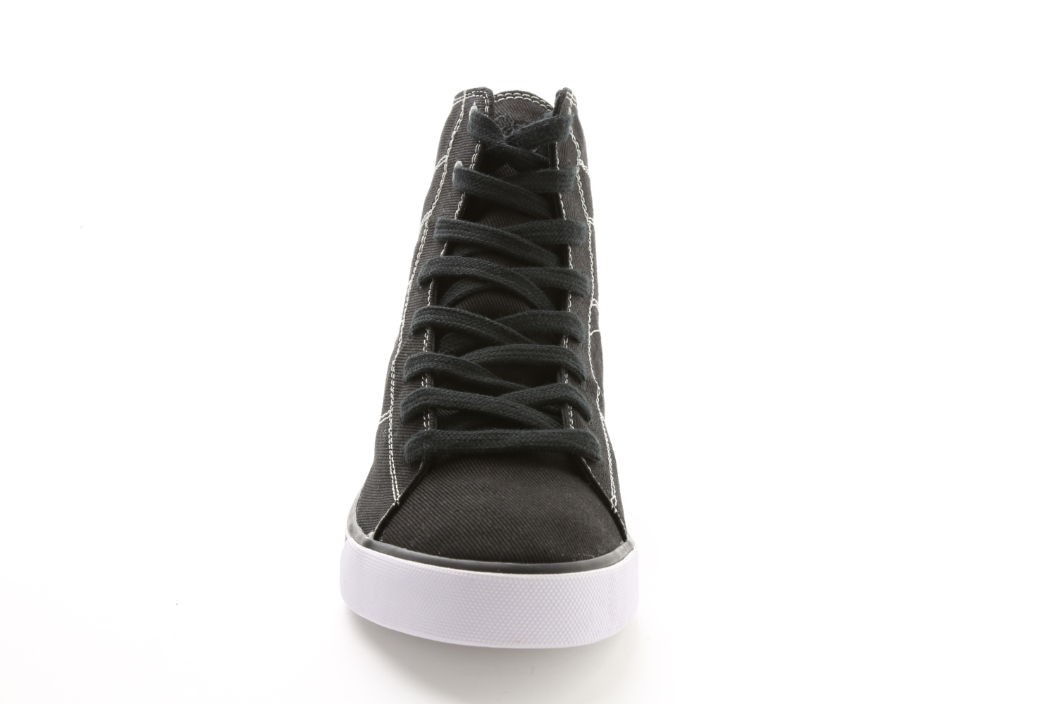 Pastry Adult Canvas High Top Dance Sneaker Black