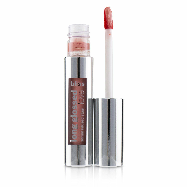 Bliss Women's # Wishful Pinking Long Glossed Love Serum Infused Lip Stain Lipstick