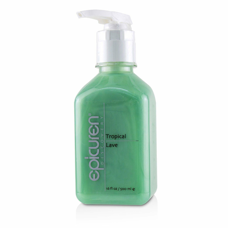 Epicuren Women's Tropical Lave Body Cleanser Bath And Shower Aids