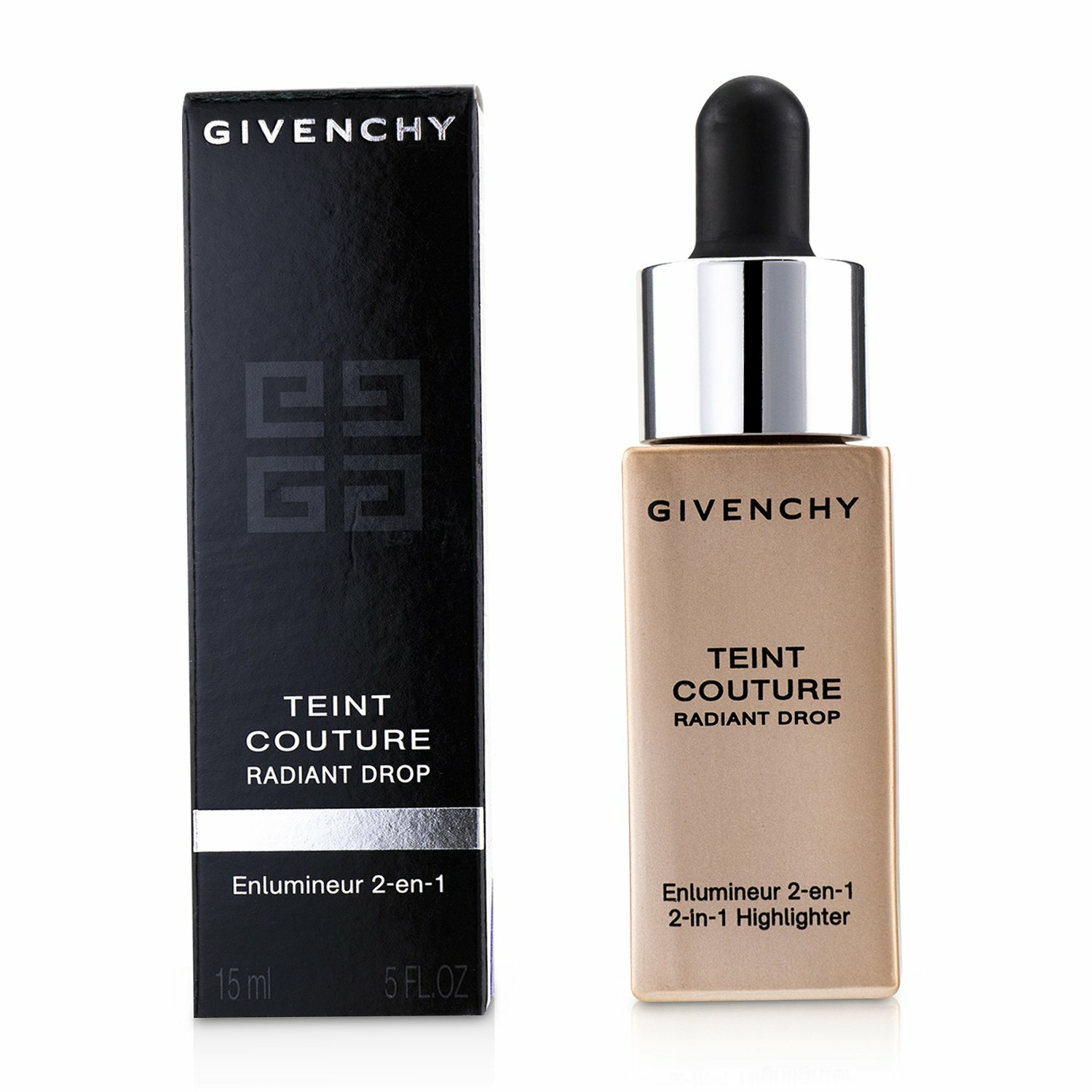 Givenchy Women's # 02 Radiant Gold Teint Couture Drop 2 In 1 Highlighter Bronzers &