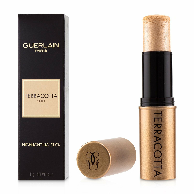 Guerlain Women's # Gold Terracotta Skin Highlighting Stick Bronzers & Highlighter