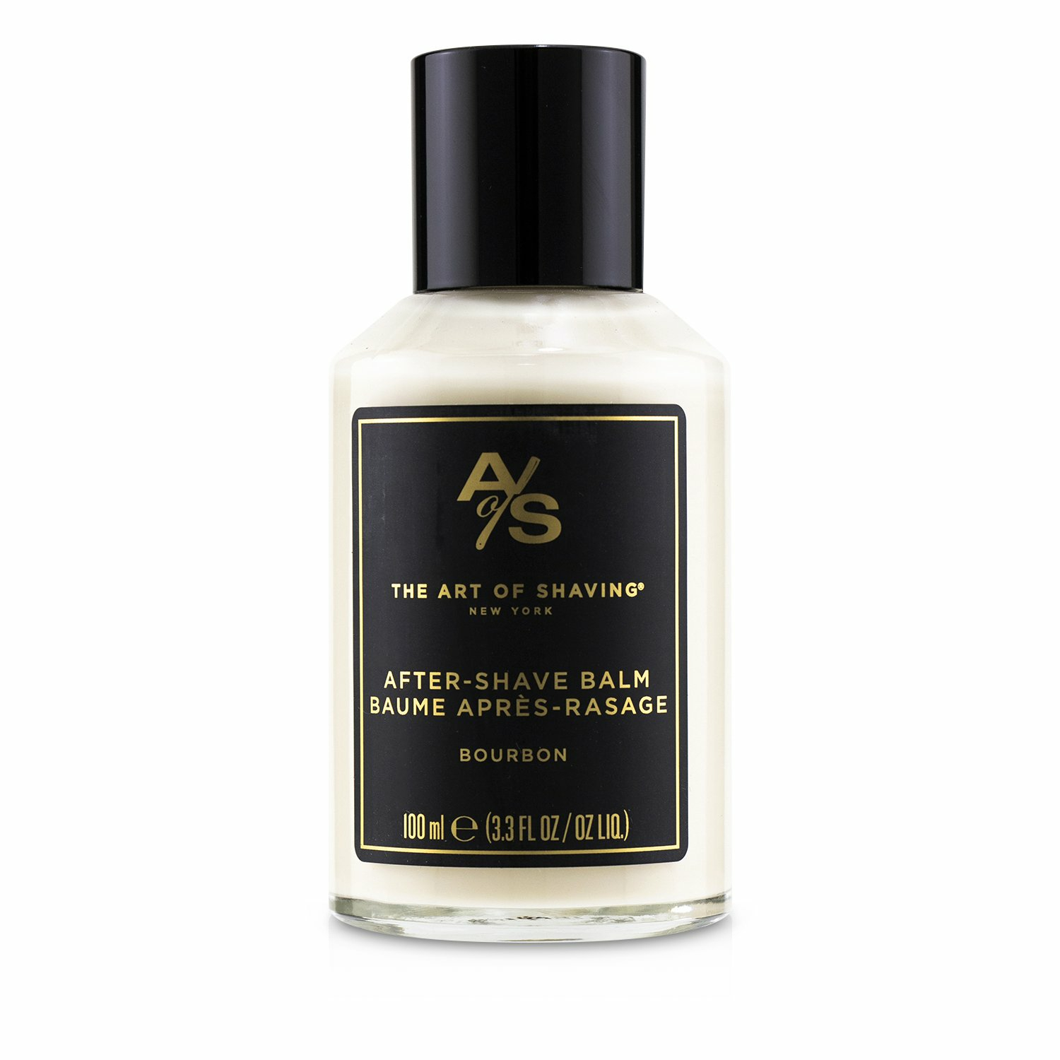 The Art Of Shaving Women's Bourbon After Shave Balm Aftershafe