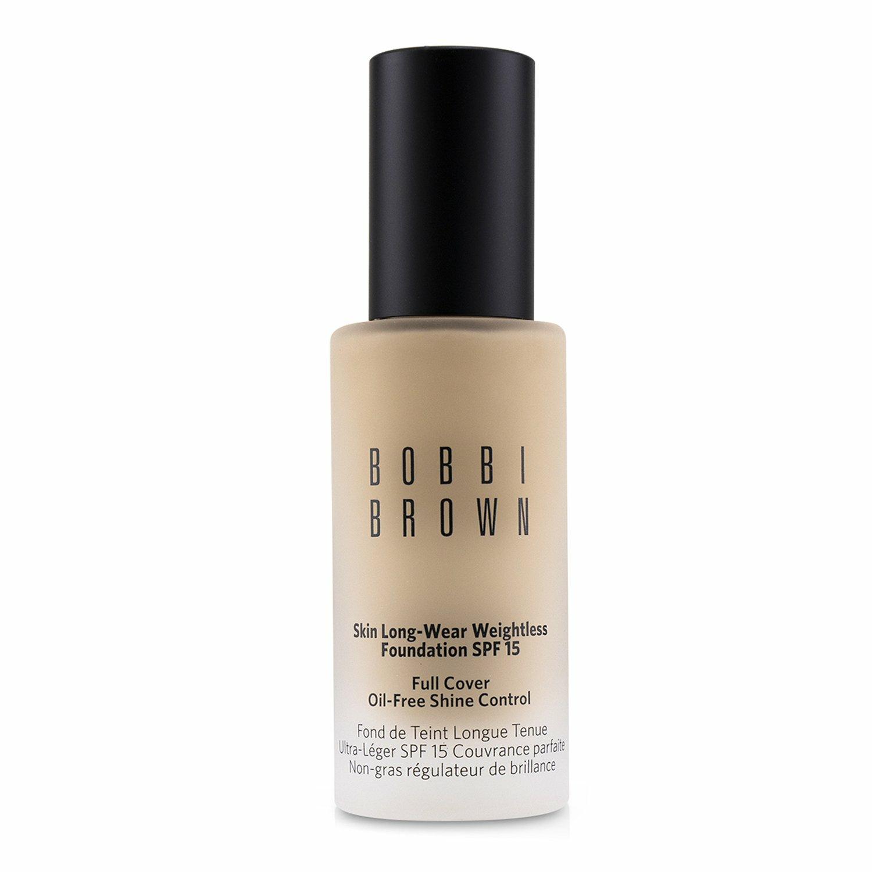 Bobbi Brown Women's # Neutral Sand Skin Long Wear Weightless Foundation Spf 15