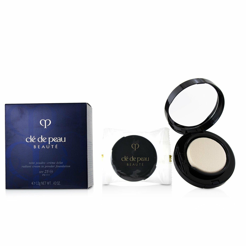 Cle De Peau Women's # B10 Radiant Cream To Powder Foundation Spf 25
