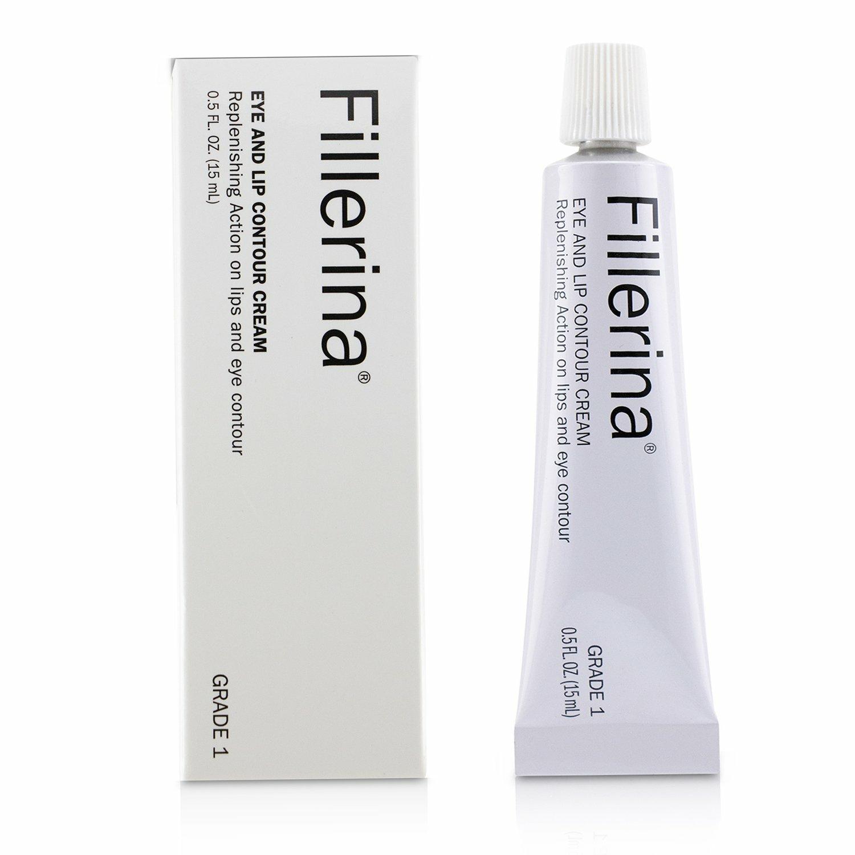 Fillerina Women's Grade 1 Eye & Lip Contour Cream Gloss