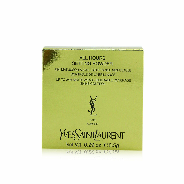 Yves Saint Laurent Women's # B60 Amber All Hours Setting Powder Foundation