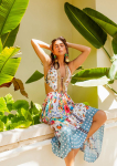 SukiSo Summer Bloom Dress - 1