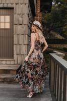 Sukiso Women's Angelina Dress - Back