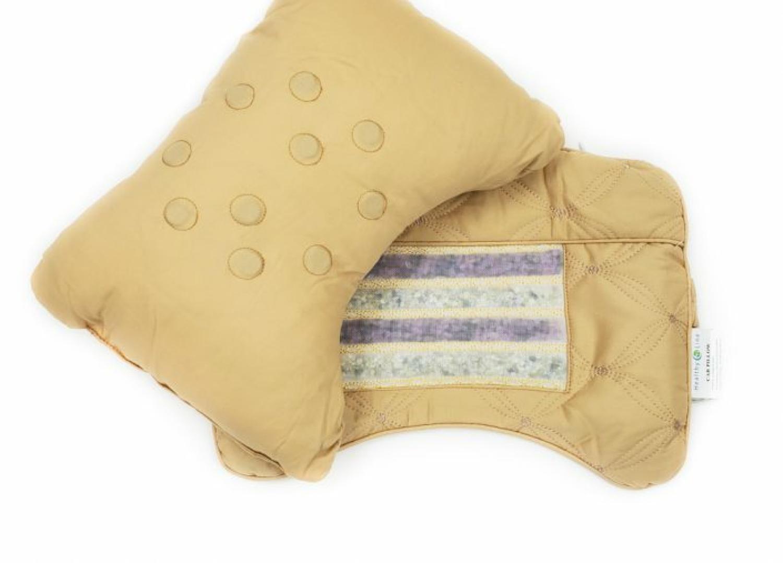 Travel Aj Magnetic Pillow Firm Inframat Pro