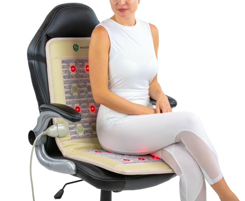Taj-Mat Chair 4018 Firm - Photon Pemf Inframat Pro