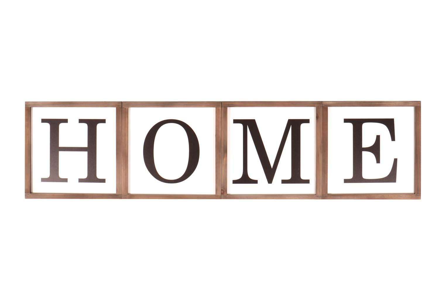 Reversible Home/ Love Sign