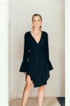 SukiSo Olivia Dress In Black - 6