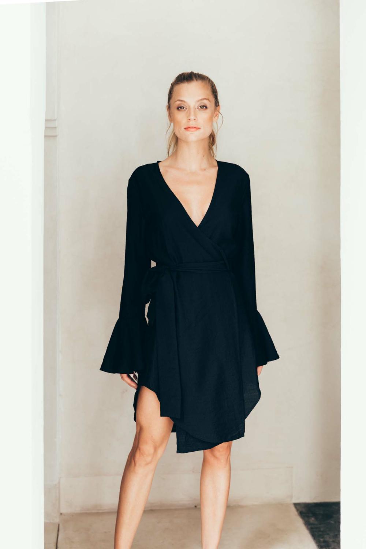 Sukiso Women's Olivia Dress In Black