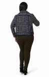 Maree Pour Toi Tweed Jacket - Plus - 2