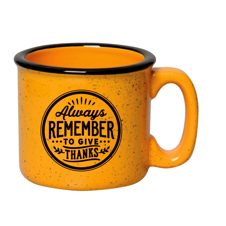 Always Remember 15 Ounce Designer Ceramic Mug
