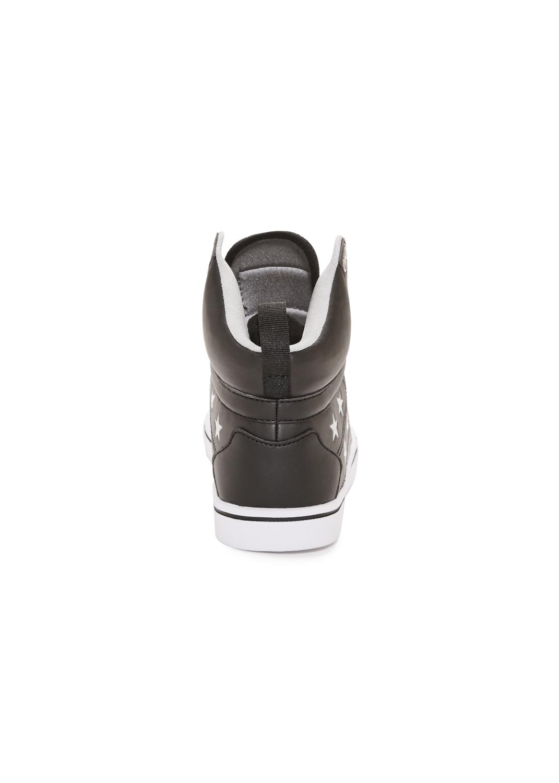 Pastry Pop Tart Star Adult Sneaker Black/Silver