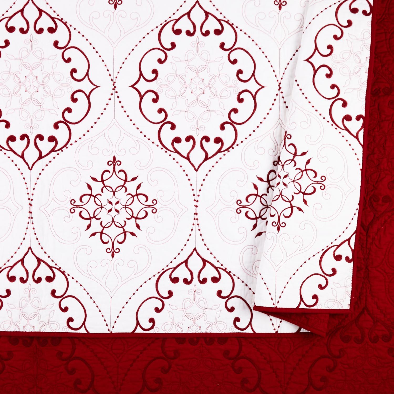 Modern Heirloom Chambers Quilt Set - 3 Piece