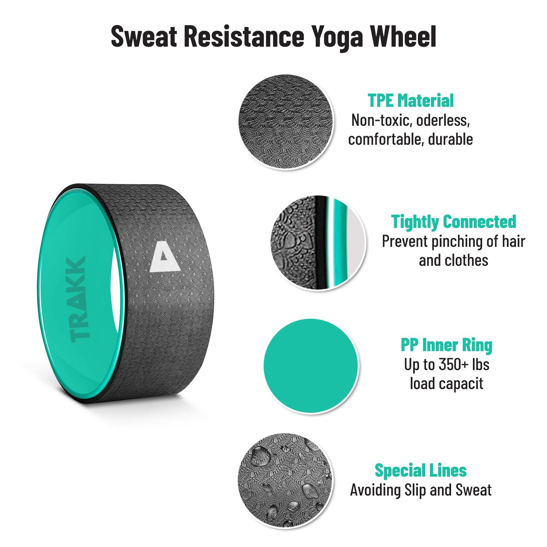 Trakk Yoga Wheel 6