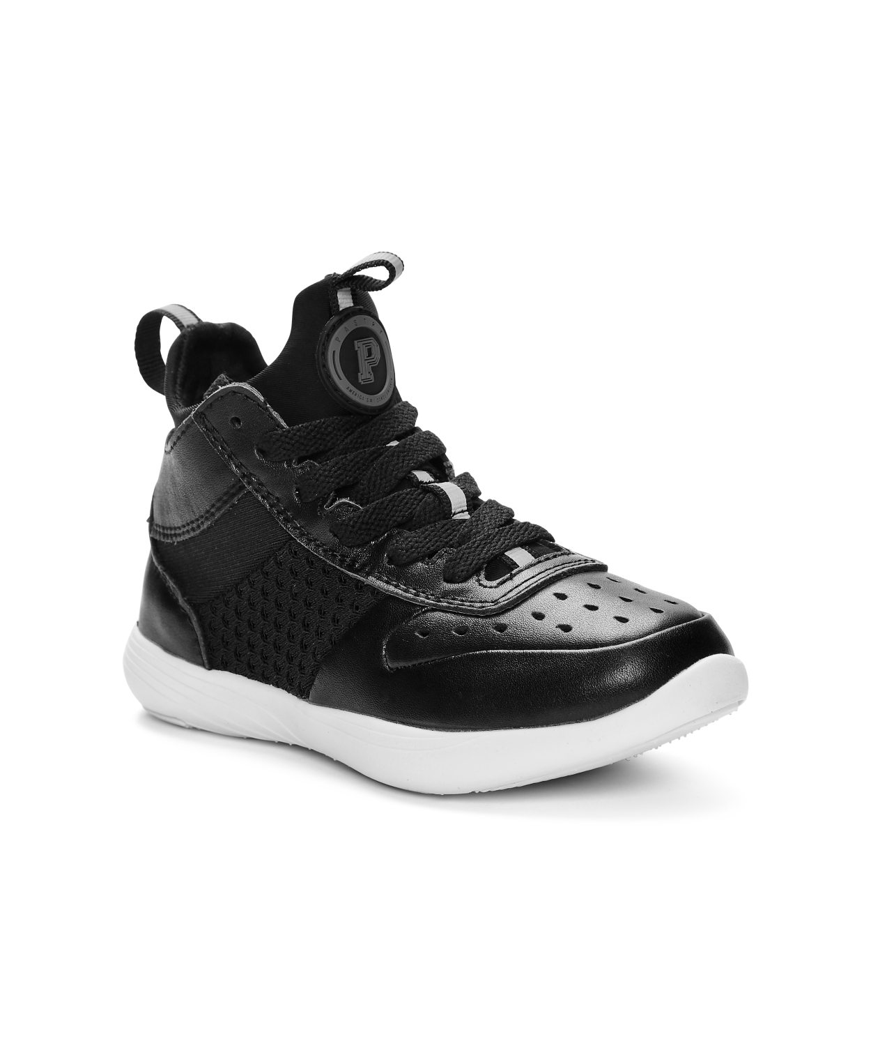 Pastry Ultimate Hip Hop Youth Sneaker In Black