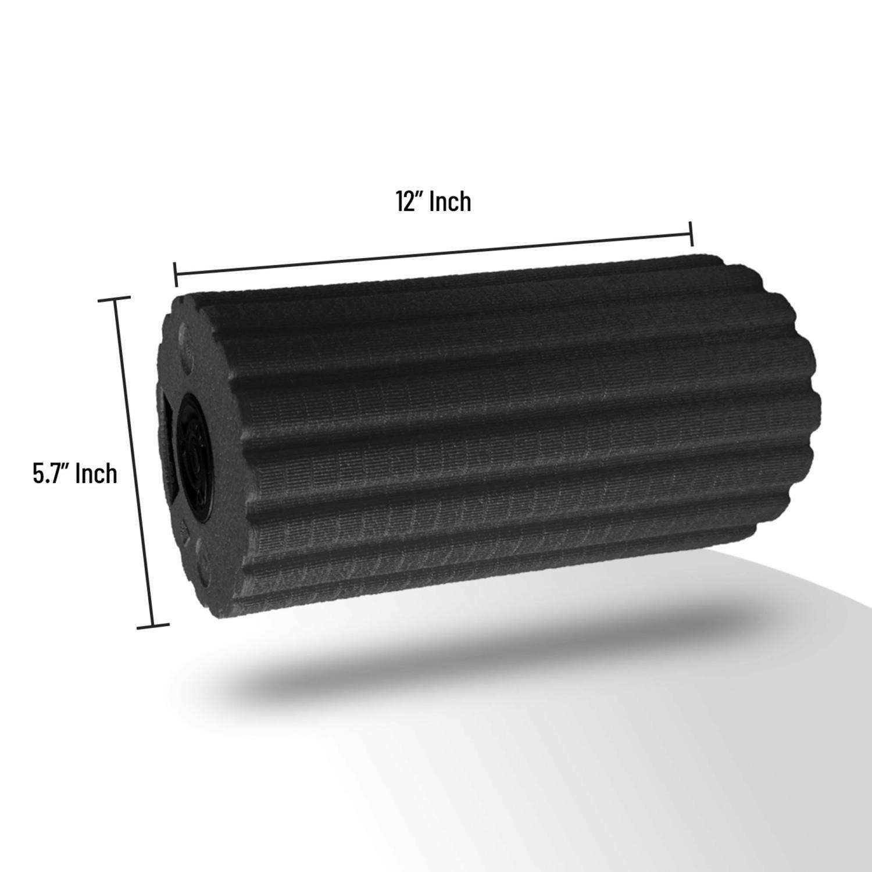 Trakk Unisex Black Barrel Roller Miscellaneous