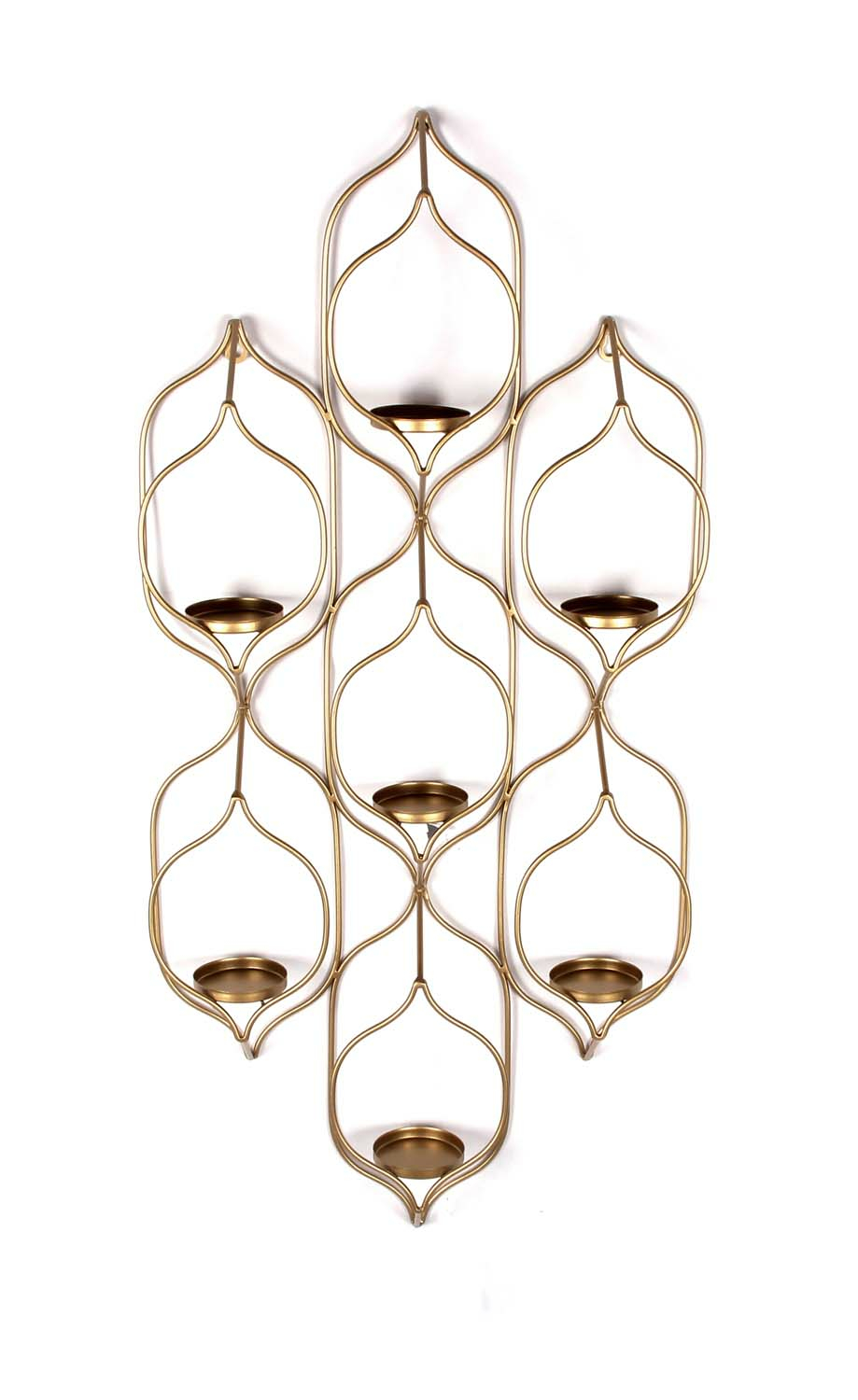 Squire Decorative Candle Wall Sconce