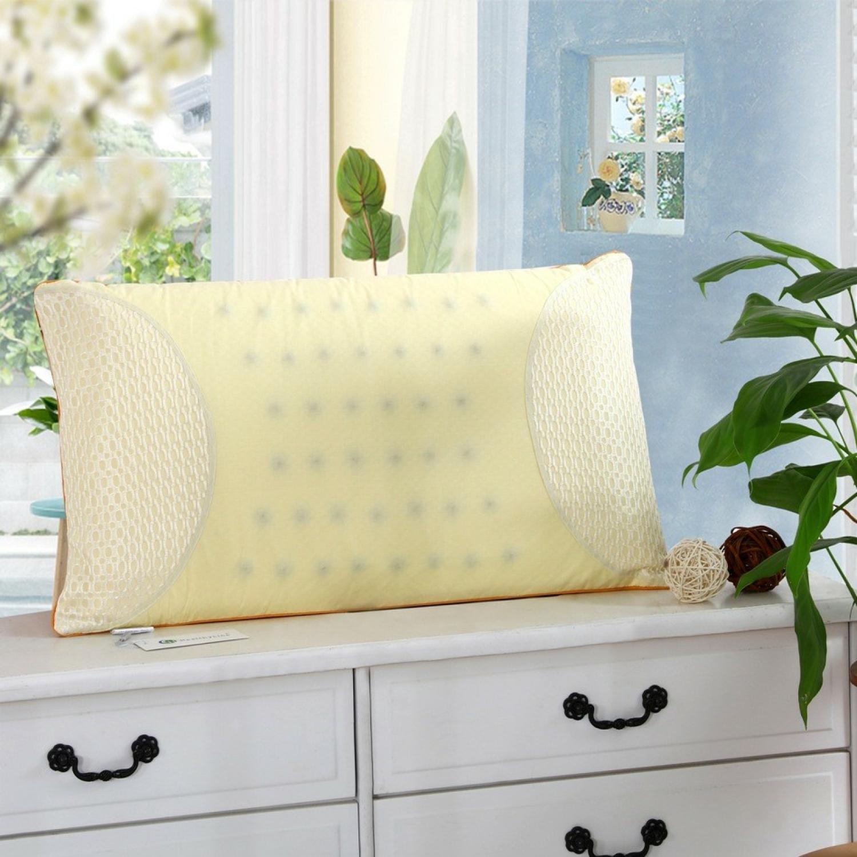 Tourmaline Magnetic Memory Foam Soft Pillow Inframat Pro