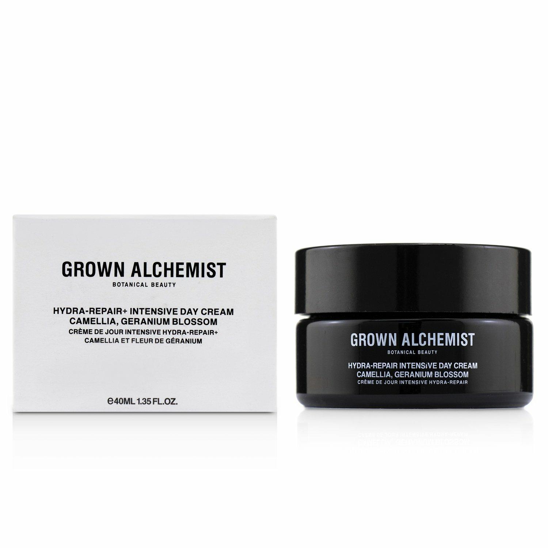 Grown Alchemist Men's Camellia & Geranium Blossom Hydra-Repair+ Intensive Day Cream Balms Moisturizer