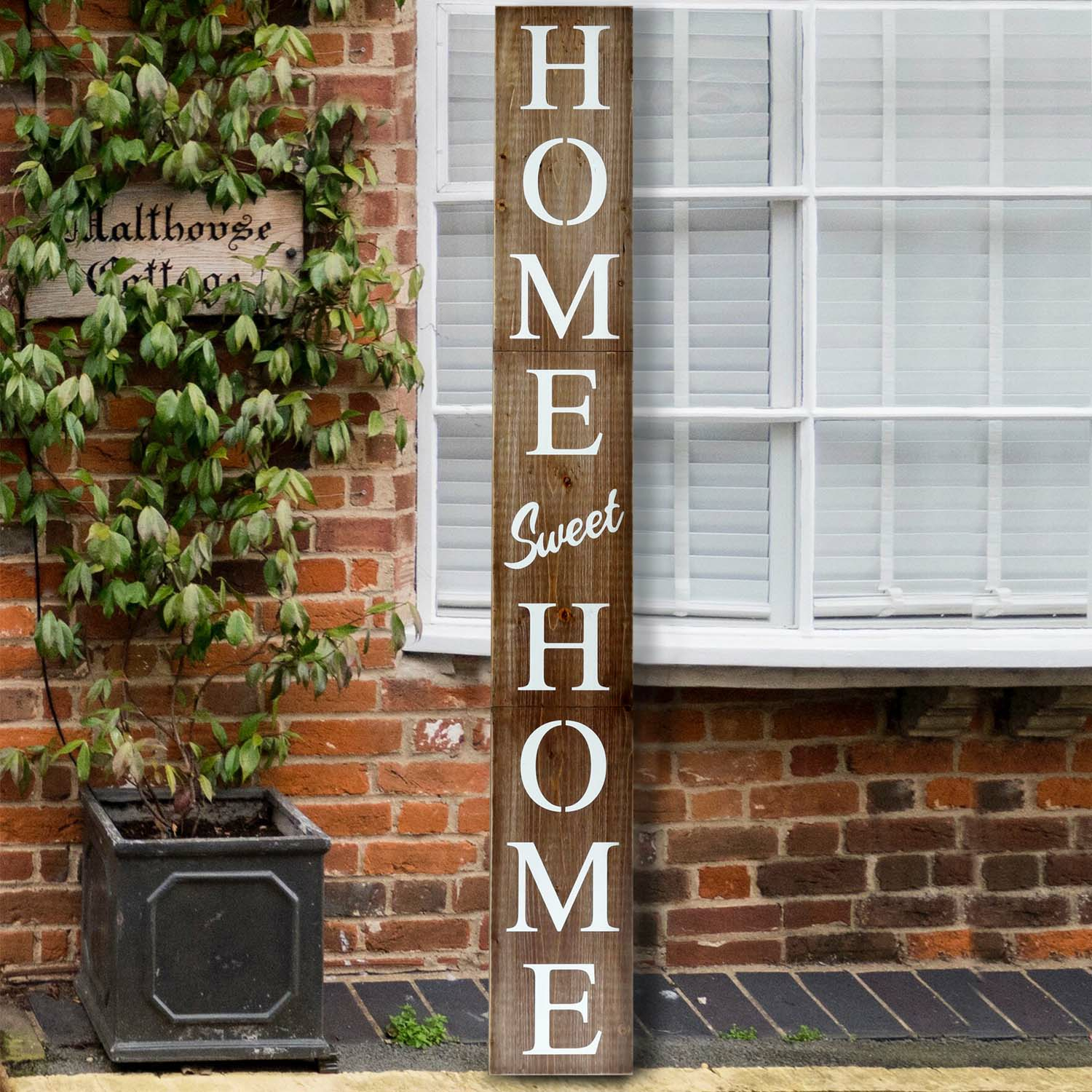 Home Sweet Home Porch Sign 72In